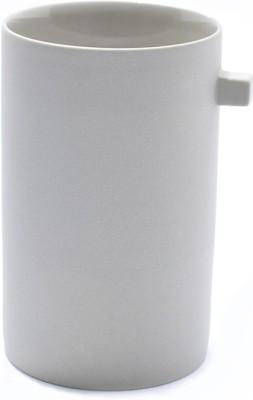 Teabox Ash Gray  Ceramic Mug