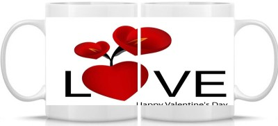 Shoperite Love Art Ceramic Mug
