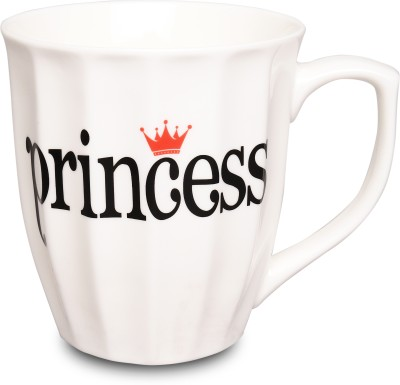 KUDOS ROYAL PRINCESS COFFEE Ceramic Mug