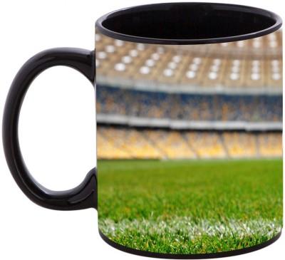 Shopmania Printed-BLK-1540 Ceramic Mug
