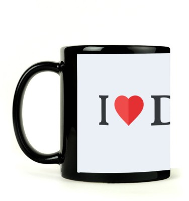 Lovely Collection I Love Dad Ceramic Mug