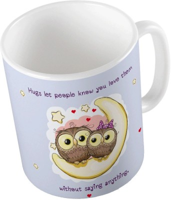 Home India Romantic Design Printed Coffee  782 Ceramic Mug