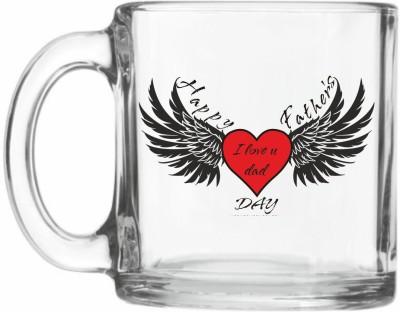 PrintXpress Father,s love Tea s Glass Mug