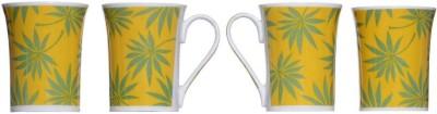 Pearl Pooja Bone China Mug