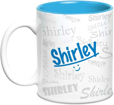 Hot Muggs Me Graffiti - Shirley Ceramic Mug
