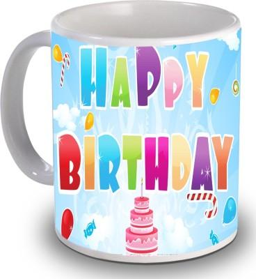 PSK Happy Birthday R95 Ceramic Mug