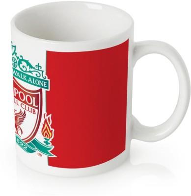WebPlaza Liverpool Football Club 106992 Ceramic Mug