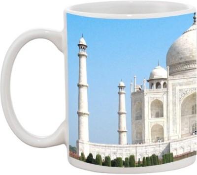 GOS Taj Mahal - 01 Ceramic Mug