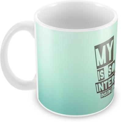 AKUP my-life Ceramic Mug