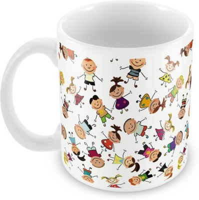 AKUP good children2 Ceramic Mug
