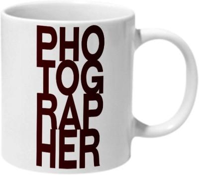 Mooch Wale Photographer Ceramic Mug