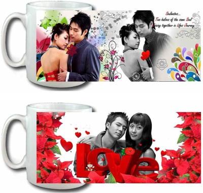 PrintMyFashion PMF-MU-P- Ceramic Mug