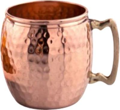 TeraShopee Hammered Copper Mug