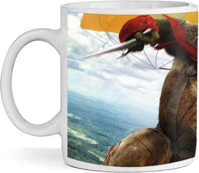 SBBT Superhero Turtle Ceramic Mug