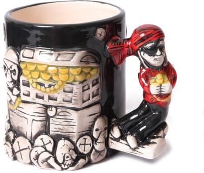 Emerge Notorious Pirate Ceramic Mug