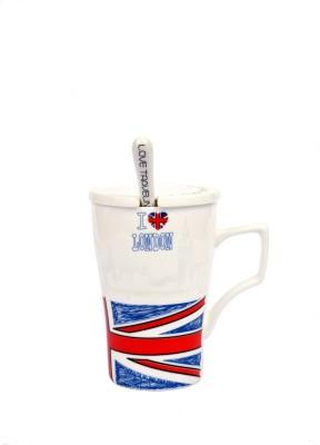 Enfin Homes I Love London Porcelain Mug
