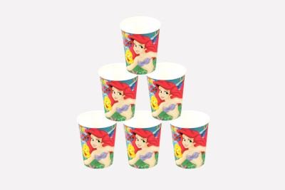 Funcart The Little Mermaid Paper Mug