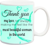 IZOR Gift for Husband/Wife/Boyfriend/Girlfriend On Valentine's Day;Life Is Better With Your Best Friend That's Why I Married Mine Black Font in Green  best price on Flipkart @ Rs. 229