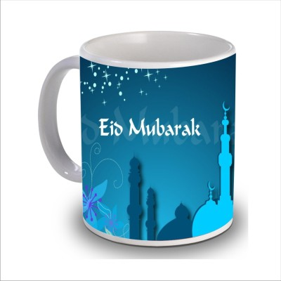 PSK Happy Eid Mubark 39 Ceramic Mug