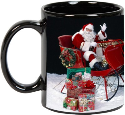 Mugwala Kids Christmas Ceramic Mug