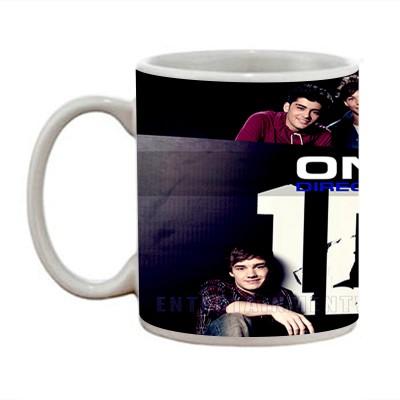Shopmania Designer Printed Coffee-98 Ceramic Mug