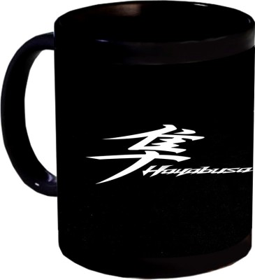 Aurra Hayabusa Bike Ceramic Mug