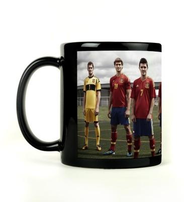 Rockmantra Manchester City FC Ceramic Mug