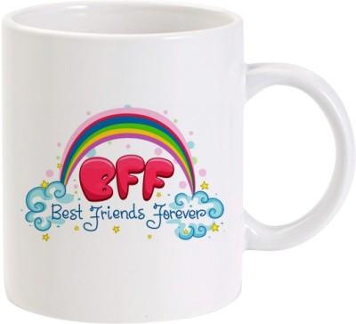 Lolprint Best Friend Forever Ceramic Mug