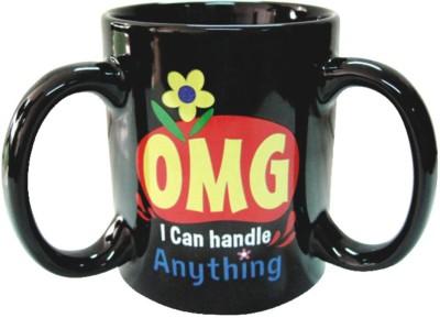 Red Moments OMG Ceramic Mug