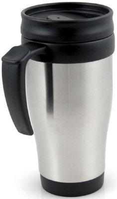 PARACOPS economical self stirring travel coffee Stainless Steel Mug