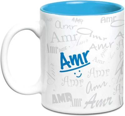 Hot Muggs Me Graffiti - Amr Ceramic Mug