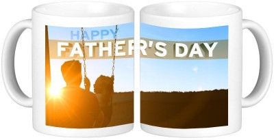 Shopmillions Father Like Sun Ceramic Mug