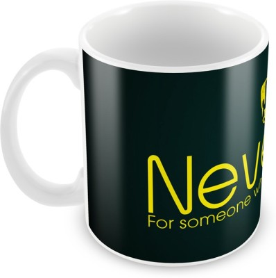 AKUP never-cry Ceramic Mug