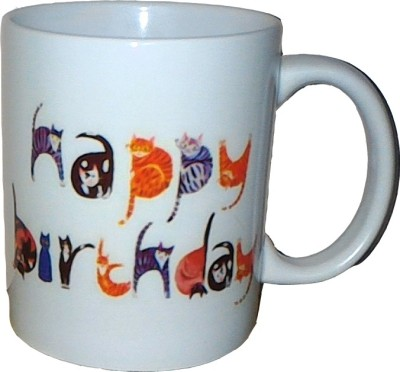Exxact Funny Happy Birtgday Ceramic Mug