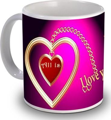 PSK I Love You H7 Ceramic Mug