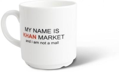Happily Unmarried Khan Ceramic Mug