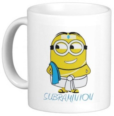 Hainaworld Subraminion Coffee  Ceramic Mug