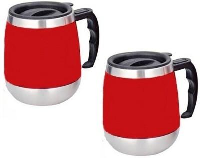 Phoenix Love Stainless Steel Mug