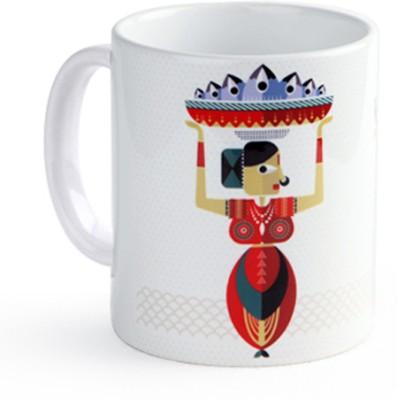 Studio Pandora Aamchi Mumbai Ceramic Mug