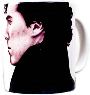 Mudramart Sherlock holmes Ceramic Mug