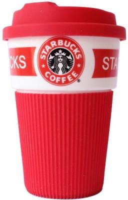 Grooto Starbucks Covered  (Red) Ceramic Mug