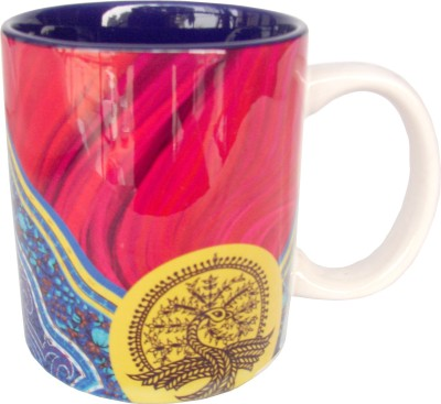 Homeblendz HB-MUG-5 Ceramic Mug