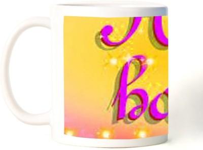 RM-WM-Holi-219 Holi  Ceramic Mug