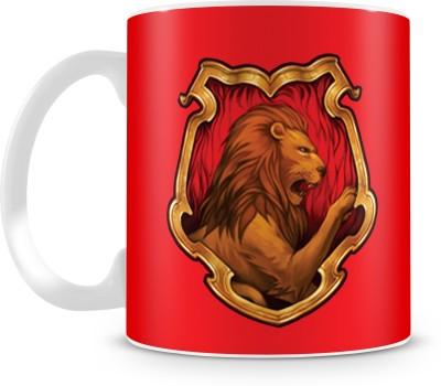 Saledart Harry Potter Gryffindor Ceramic Mug