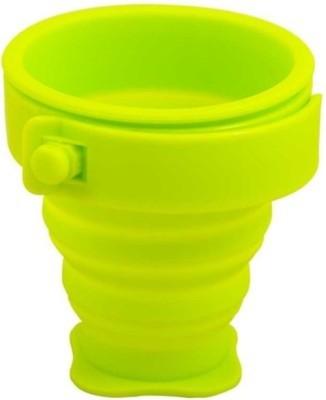AOC Foldable silicon cup Plastic Mug