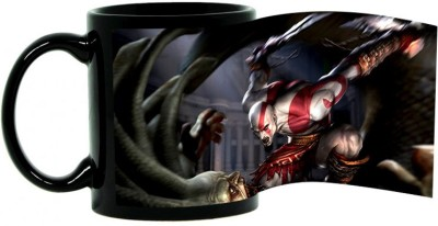 Shoperite Andrew Amos Ceramic Mug