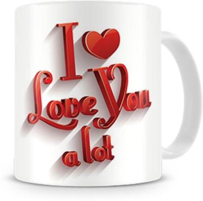Print Haat Couple Love Ceramic Mug