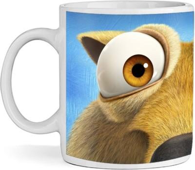 SBBT Squirrel Eyes Ceramic Mug