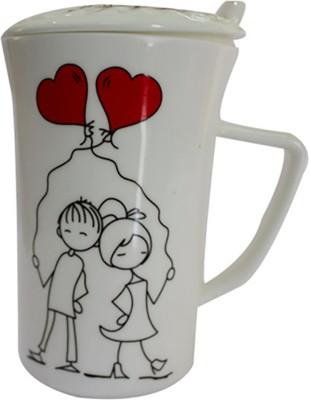SCORIA LOVE Bone China Mug