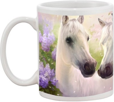 Go online shop Loving Horse Ceramic Mug